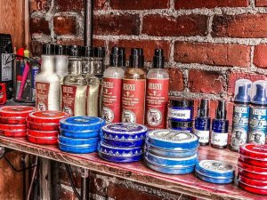 Reuzel products at Millheads